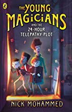 The Young Magicians and the 24-Hour Telepathy Plot (Young Magicians 2)
