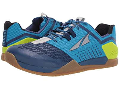 Altra Footwear HIIT XT 2 (Blue/Lime) Men