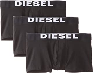Diesel Men's Essentials 3-Pack Kory Boxer Trunk