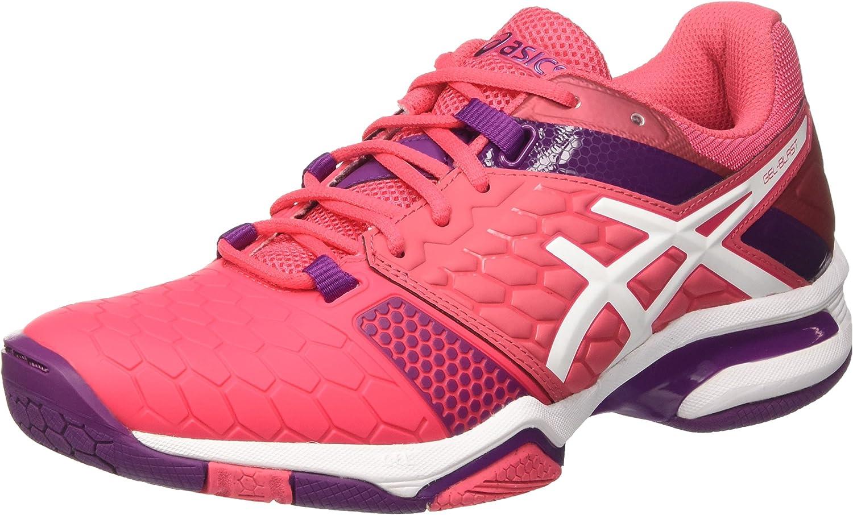 ASICS Damen Gel-Blast 7 American Handball Schuhe, Rot