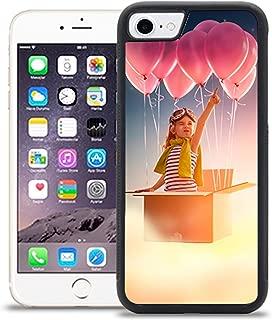 Getsingular Fundas de móvil iPhone 8 Personalizadas con Fotos y Texto | Fundas Negras con los Laterales Flexibles para el iPhone 8
