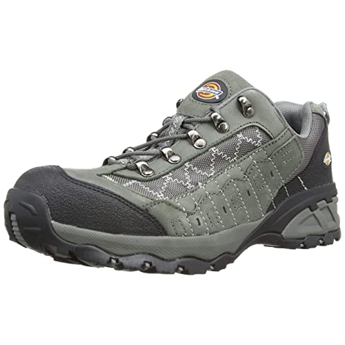 Dickies Gironde Safety Hiker Boot Light FREE Socks Non metallic Sole and Toe