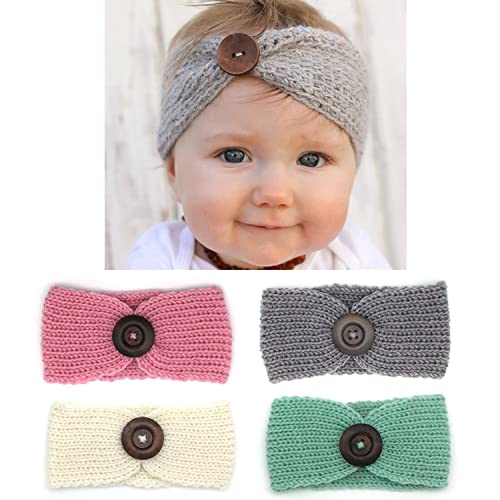 7c04ea45a Crochet Baby Headbands: Amazon.com
