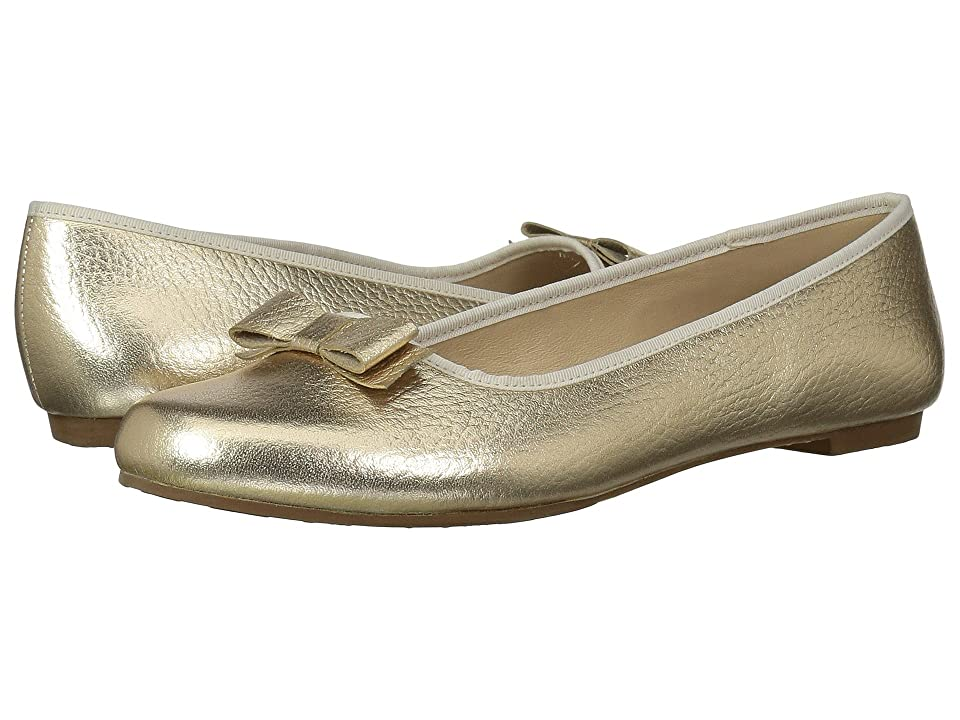 Elephantito Camille Flats (Toddler/Little Kid/Big Kid) (Gold) Girls Shoes