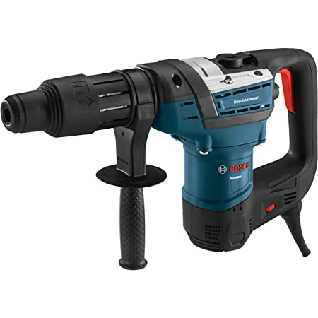 BOSCH 1-9/16-Inch SDS-Max Combination Rotary Hammer RH540M, Blue