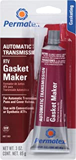 Permatex 81180 Automatic Transmission RTV Sealant, 3 oz. Tube
