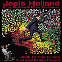 Jack O The Green: Small World Big Band Friends 3