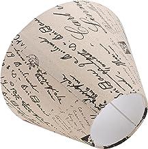 Uonlytech Lampenkap Voor Tafel Lampen Floor Light Vervanging Stof Doek Licht Cover ()