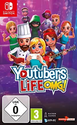 Youtubers Life (Switch)