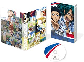 """[Amazon. Co. JP Limited] Yowamushi Pedal New Generation Vol. 8(first production Limited Edition) (Late Roll Bonus """"Neck Strap (箱根 School Design) DELIVERY"""" with Serial Code) (trunk-like Bonus """"Original Signature A4Frame"""" Delivery with Serial Code) [Blu-ray]"""