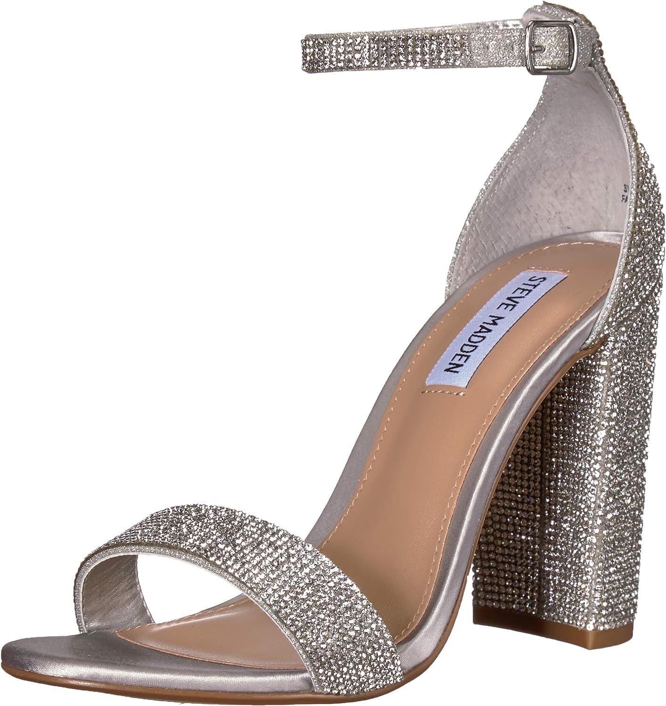 Steve Madden Women's Carrson Heeled Sandal
