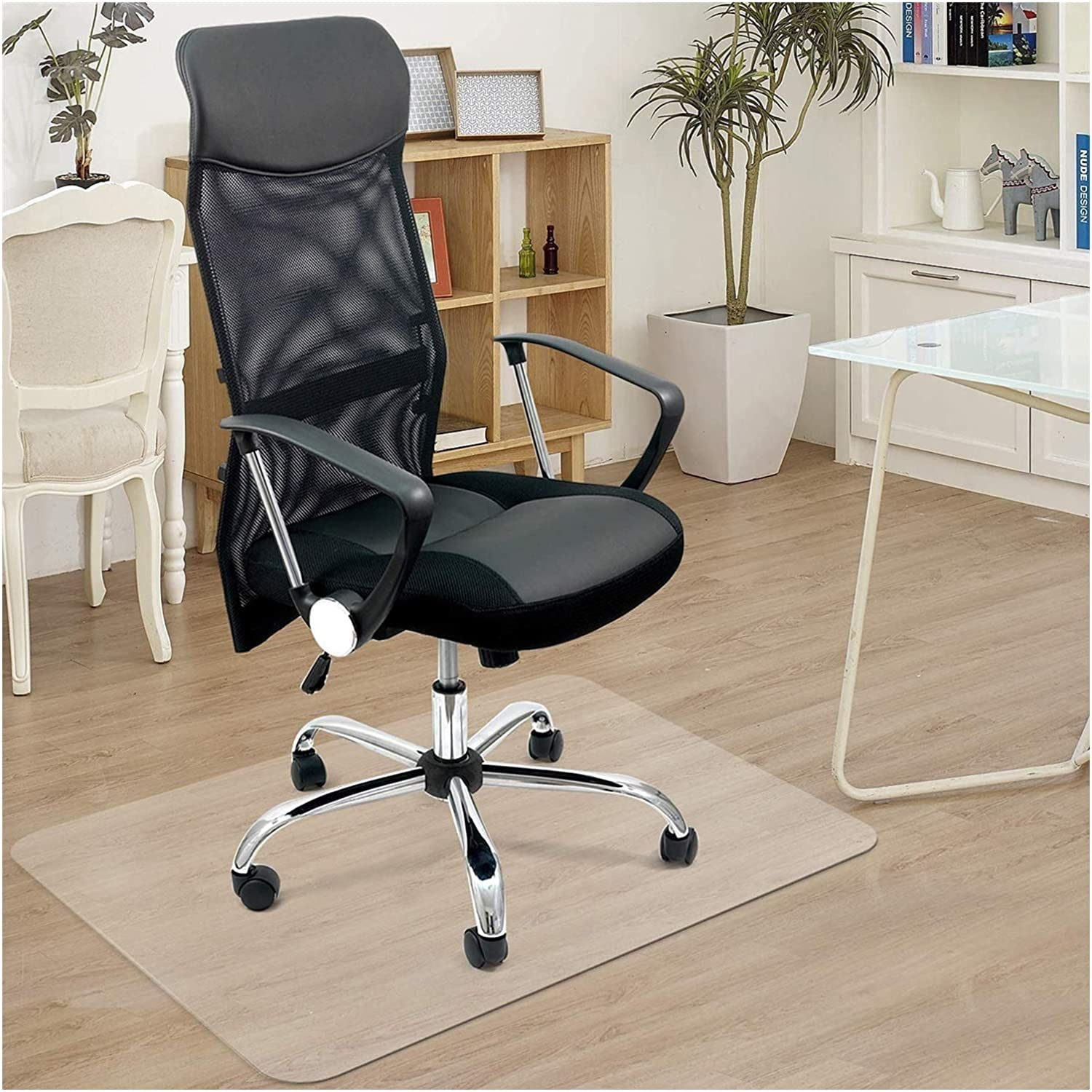 AWSAD Office Chair Mat Floor Durab Rolling Easy-to-use Effortless Bombing free shipping Protector