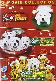 Santa Paws Triple The Search for Santa Paws / Santa Paws 2 / Legend Of Santa Paws