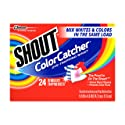 Shout Color Catcher Dye-Trapping, In-Wash Cloths, 24 ct