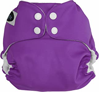 Imagine Baby Products Pocket Snap Diaper, Amethyst