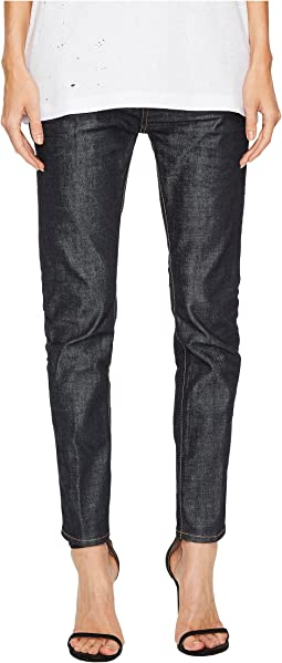 DSQUARED2 - Cool Girl Dark Wash Jeans in Blue