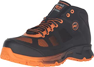 Men's Velocity Alloy Safety-Toe Mid Industrial and Construction Boot