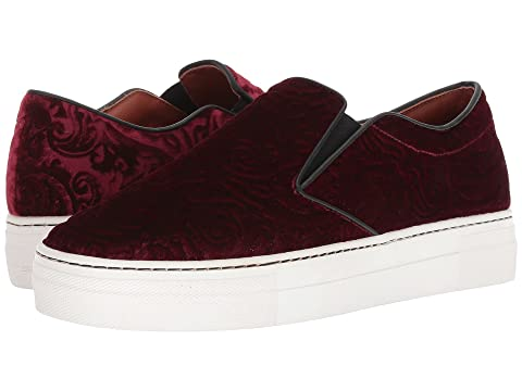 Etro Velvet Slip-On Sneaker Redd Largest Supplier Cheap Price Latest Sale Online Outlet With Paypal Order Deals Cheap Online 7Rb4GyDxIl