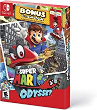 Best nintendo switch games mario games Reviews
