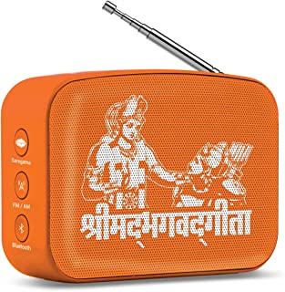 Saregama Carvaan Mini Shrimad Bhagavad Gita - Bluetooth Speaker