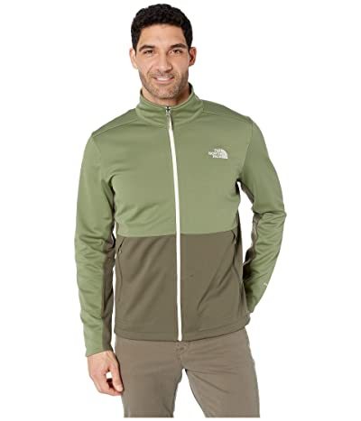 The North Face Apex Canyonwall Jacket (Four Leaf Clover/New Taupe Green) Men