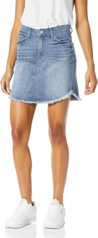 William Rast Women's Joey Denim Skirt