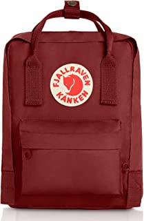 Fjallraven Kanken Mini Daypack, Ox Red