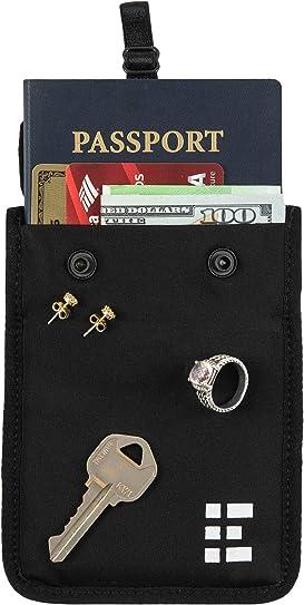 Explore secret pouches for travel