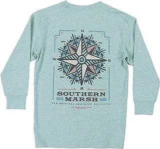 Branding Tee Compass Long Sleeve Shirt