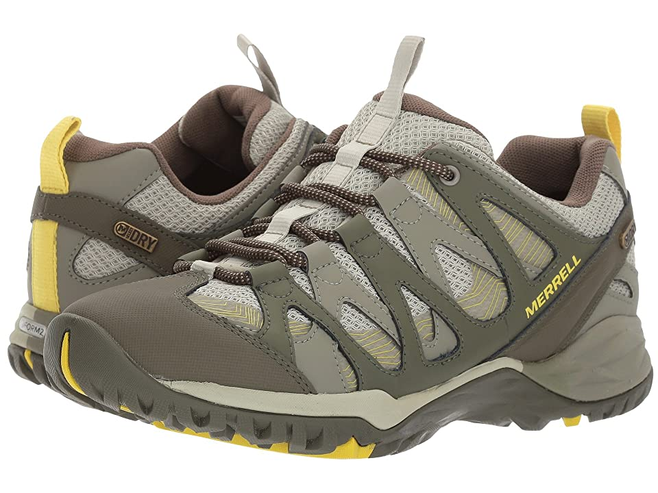 Merrell Siren Hex Q2 Waterproof (Olive) Women