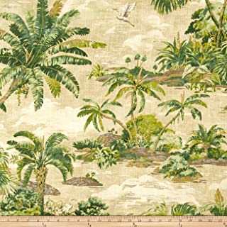 Tommy Bahama Home Dec Scenic Beauty Fabric, Agate