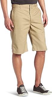 Young Men's Flat-Front Short