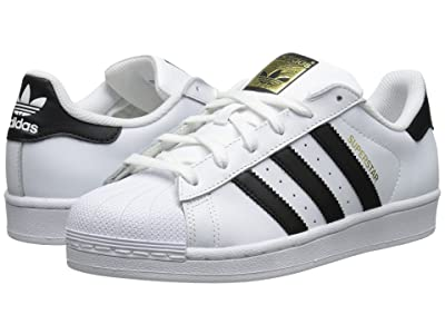 adidas Originals Superstar W (White/Black/White) Women