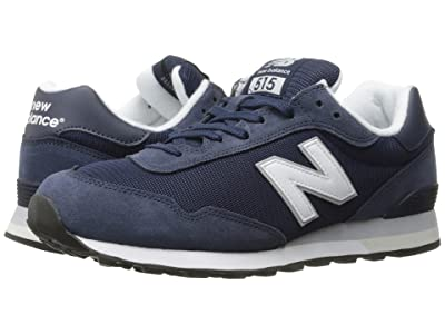 New Balance Classics ML515 (Navy/White 2) Men