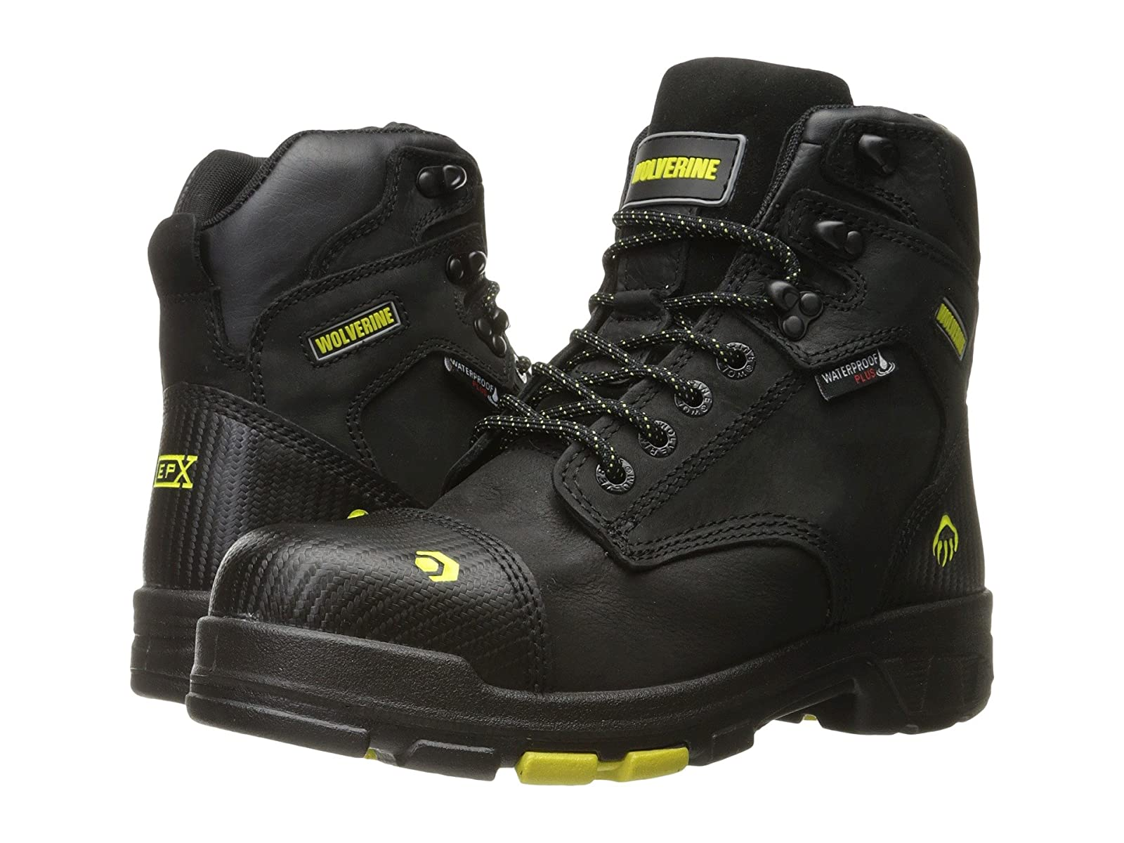 """Wolverine Blade LX 6"""" Composite ToeEconomical and quality shoes"""