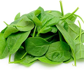 Baby Spinach 50 Seeds Autumn Winter Vegetable Garden Abundant Baby Salad Leaves