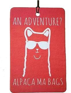 Ali Air Freshener An Adventure Alpaca Ma Bags Auto Lufterfrischer
