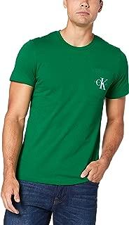 Calvin Klein Jeans Men's Monogram Pocket Slim T-Shirt