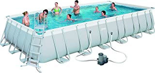 Bestway – Piscina tubular 732 x 366 x H132 cm Power Steel Frame