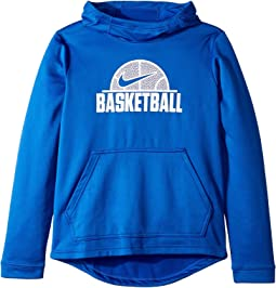 Therma Basketball Pullover Hoodie (Little Kids/Big Kids)