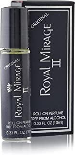 Royal Mirage II Original Roll On Perfume For Unisex, 10 ml