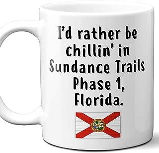 Sundance Trails Phase 1 Florida Coffee Mug Souvenir Gift.