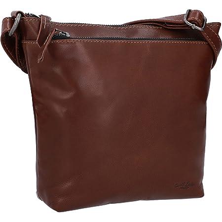 Gusti Ledertasche - Disa Taschen Ledertaschen Umhängetasche Schultertasche echtes Leder Vintage Retro