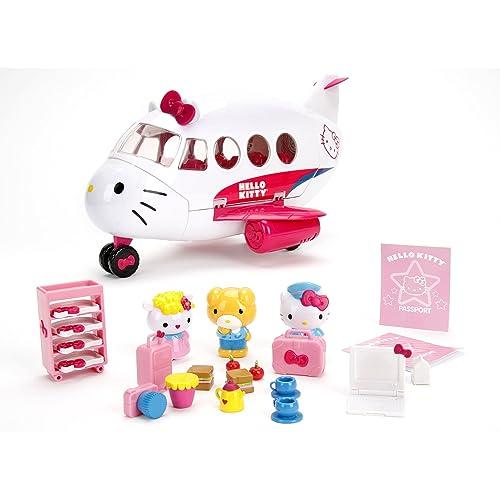 2f541b785 Hello Kitty Airplane: Amazon.com