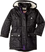 Urban Republic Kids Poly-Twill Anorak with Quilted Lining (Toddler)