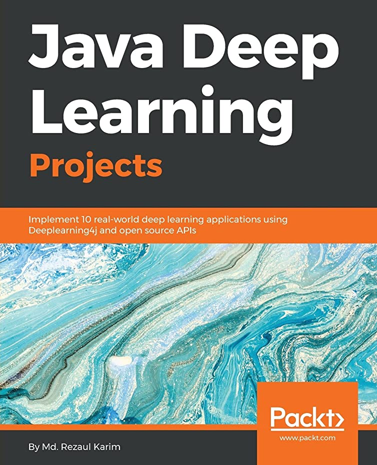胴体序文メドレーJava Deep Learning Projects