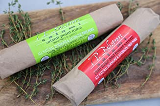Salami Rosemary Garlic & Chili Flake Fennel Salami 2 Pack
