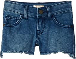 Light Hearted Denim Shorts (Toddler/Little Kids/Big Kids)