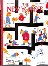 The New Yorker Magazine, March 6, 2000