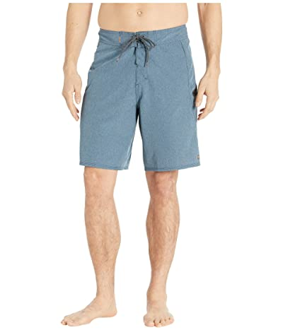 Quiksilver Waterman Paddler Boardshorts 20 (Majolica Blue) Men